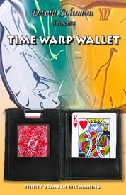 Time Warp Wallet